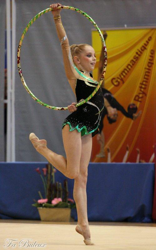Championnat de France Avenir 2013 - Valérie Romenski (Cerceau)