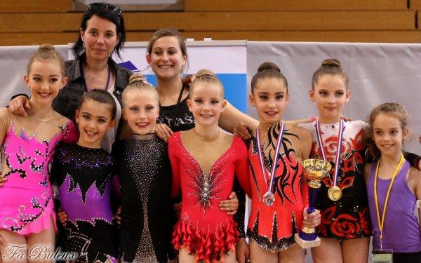 Championnat de France Avenir 2013 - Palmarès