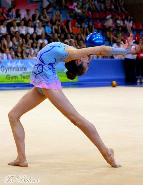 Championnat de France Espoir 2013 - Ariane Bosq