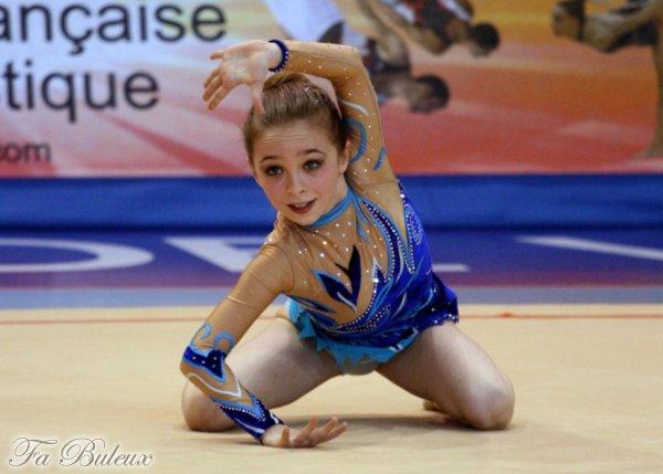 Championnat de France Espoir 2013 - Zoé Duchesne