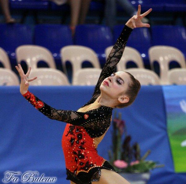 Championnat de France Espoir 2013 - Hélène Deconninck