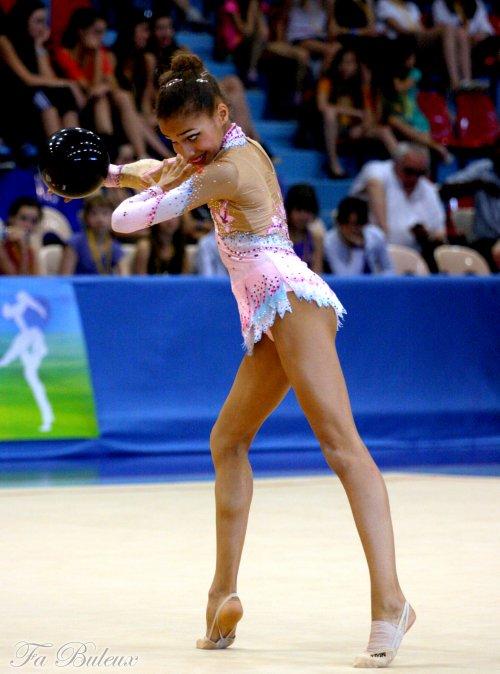 Championnat de France Espoir 2013 - Tamara Picazo-Serrano