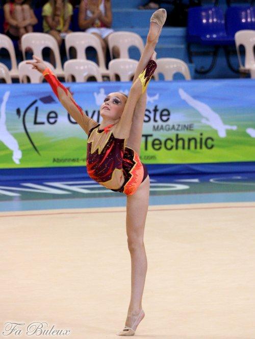 Championnat de France Espoir 2013 - Chloé Sivadier