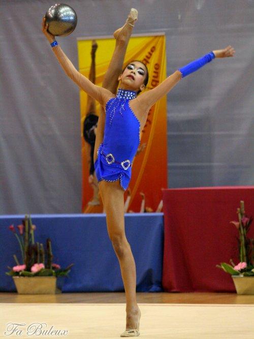 Championnat de France Espoir 2013 - Eloïse Marchon (1ère partie)