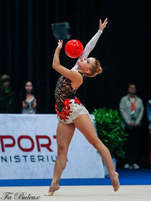 European Championships 2013 - CG Individual - Jana Duchnovska (Slovaquie)