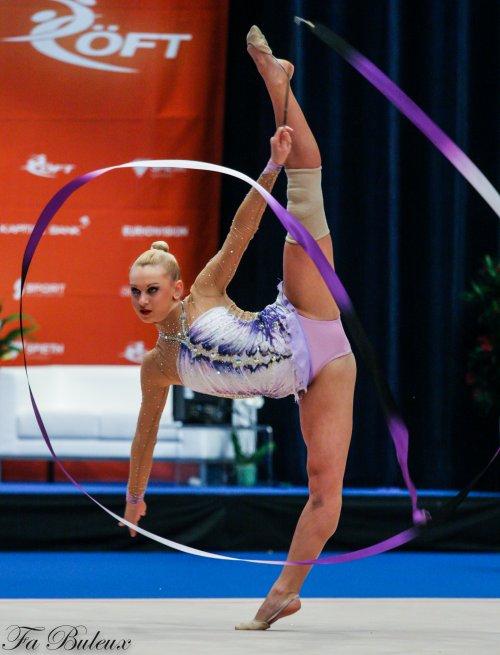European Championships 2013 - CG Individual - Eugenya Onopko (Espagne)