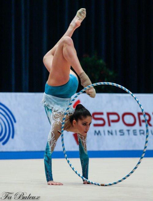 European Championships 2013 - CG Individual - Neviana Vladinova (Bulgarie)