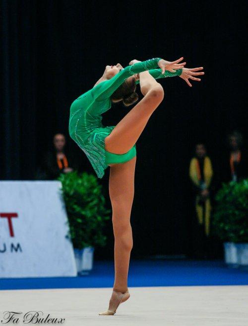 European Championships 2013 - CG Individual - Viktoria Mazur (Ukraine)