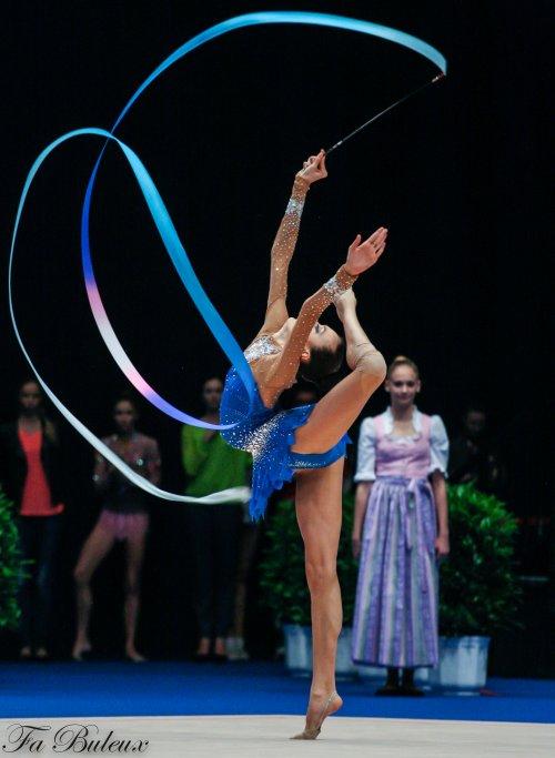European Championships 2013 - CG Individual - Arina Charopa (Biélorussie)