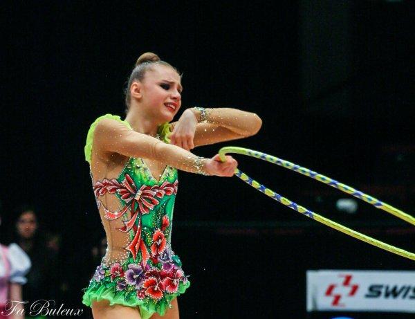 European Championships 2013 - CG Individual - Daria Svatkovskaya (Russie)