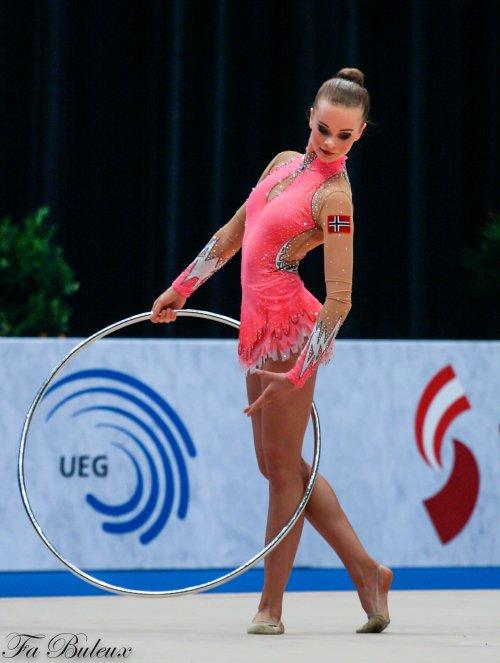 European Championships 2013 - CG Individual - Martine Ege Vangsal (Norvège)