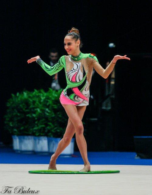 European Championships 2013 - CG Individual - Maria Canilhas (Portugal)