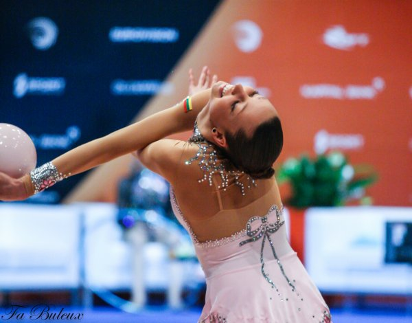 European Championships 2013 - CG Individual - Neda Serniute (Lituanie)