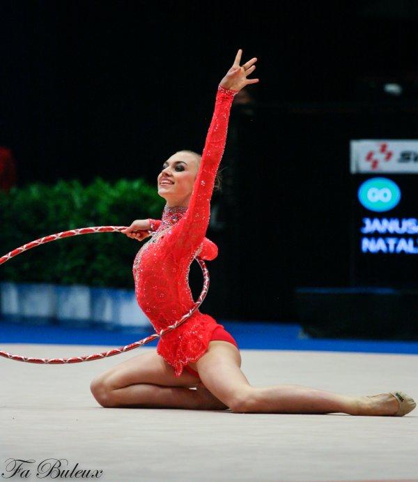 European Championships 2013 - CG Individual - Natalija Janusa (Lettonie)