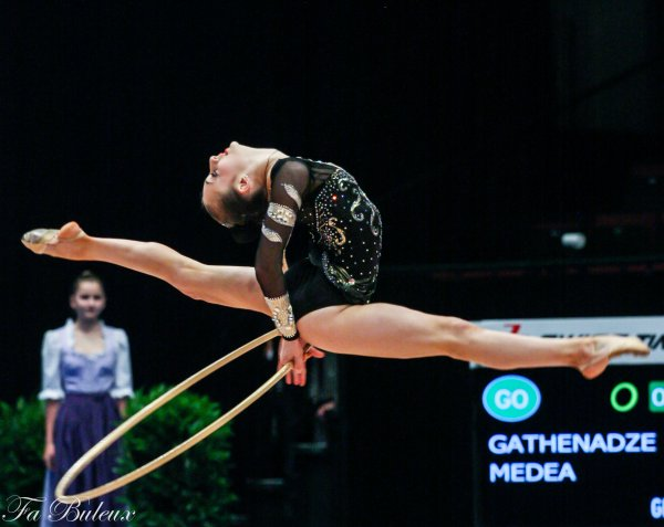 European Championships 2013 - CG Individual -Medea Gathenadze (Georgie)