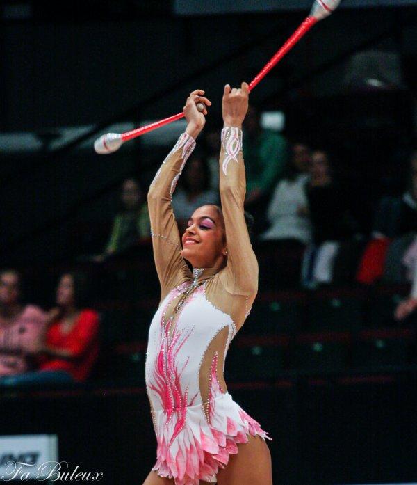 European Championships 2013 - CG Individual - Joana Cardoso (Portugal)