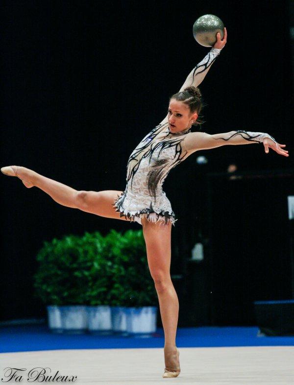 European Championships 2013 - CG Individual - Daniella Kecza (Hongrie)