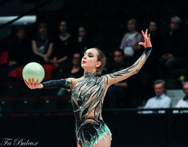 European Championships 2013 - CG Individual - Zeynep Kusem (Turquie)