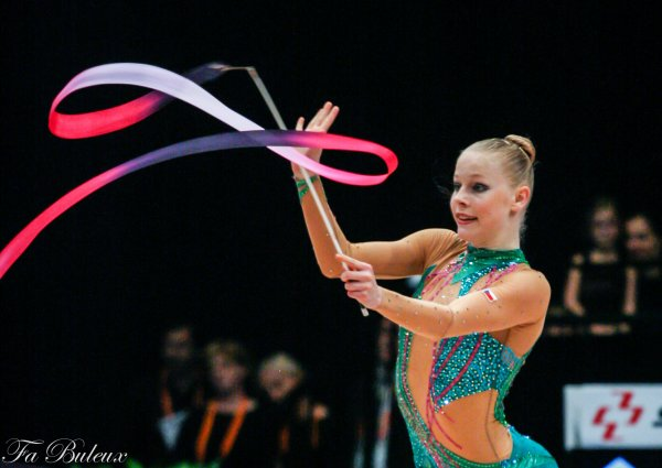 European Championships 2013 - CG Individual - Veronika Hegrova (République Tchèque)