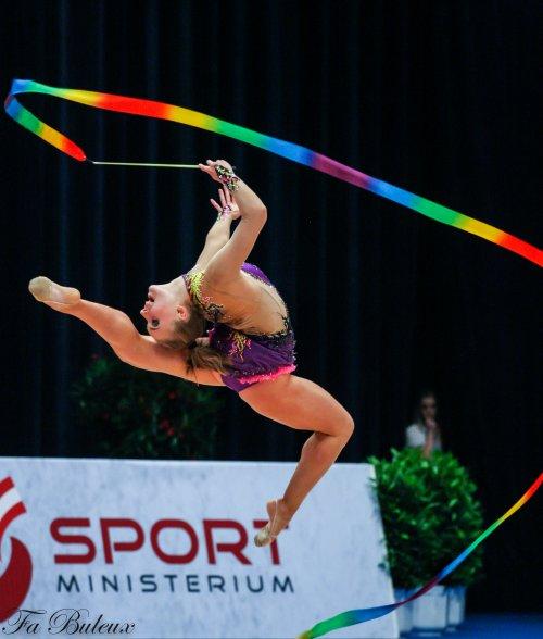 European Championships 2013 - CG Individual - Veronika Romanova (Lettonie)