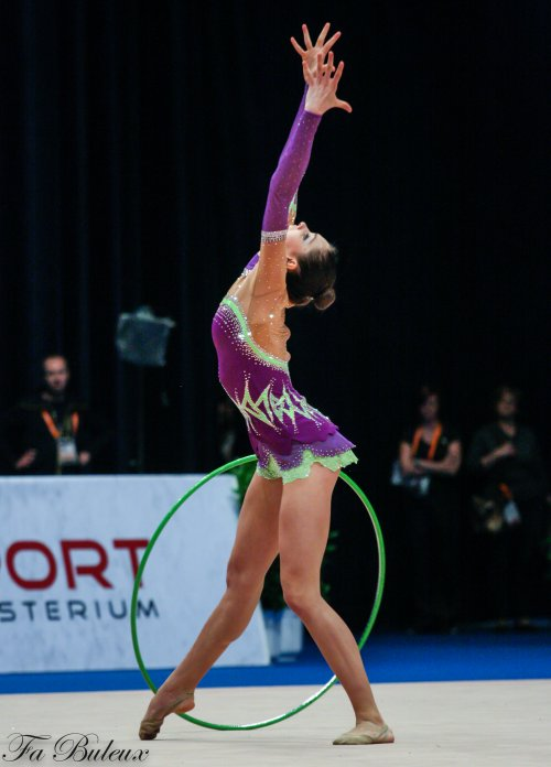 European Championships 2013 - CG Individual - Anna Sebkova (République Tchèque)