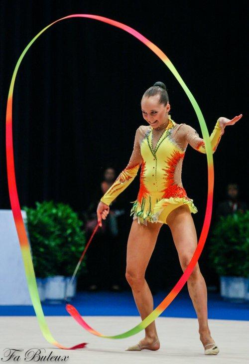 European Championships 2013 - CG Individual - Olga Bogdanova (Estonie)