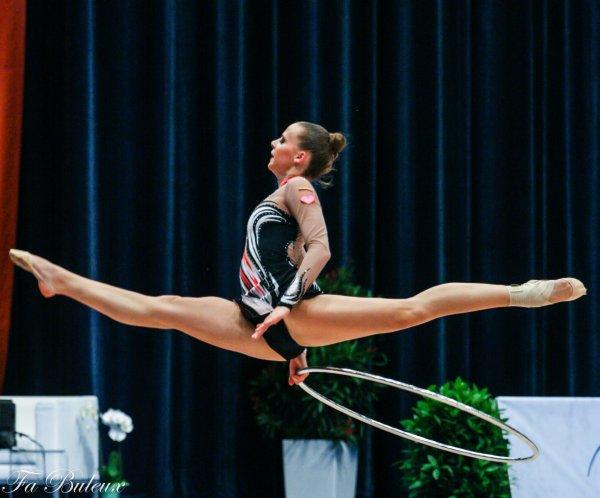 European Championships 2013 - CG Individual - Leva Nickute (Lituanie)