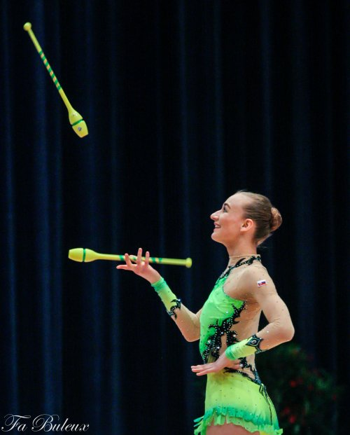 European Championships 2013 - CG Individual - Marianna Podlucka (Slovaquie)
