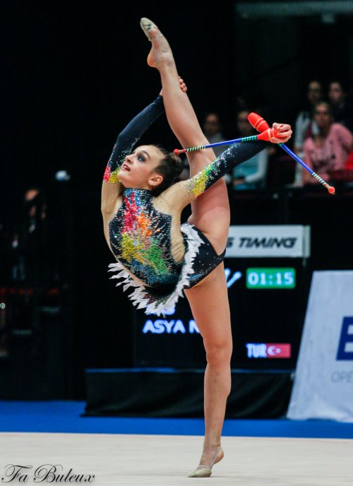 European Championships 2013 - CG Individual - Asya Nur Tas (Turquie)