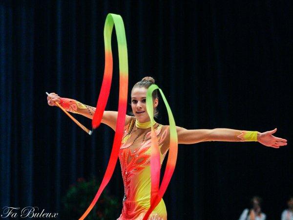 European Championships 2013 - CG Individual - Karolina Sklenyte (Lituanie)