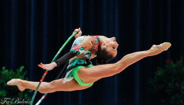 European Championships 2013 - CG Individual - Anna Svirina (Arménie)