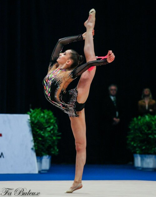 European Championships 2013 - CG Individual - Lucille Chalopin (France)