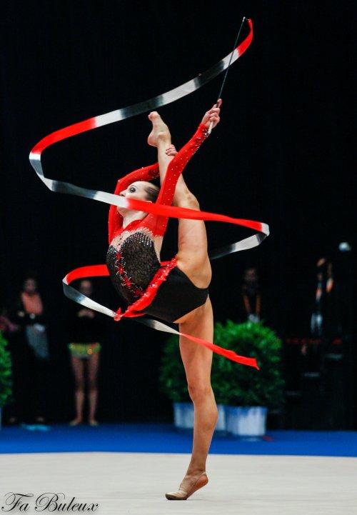 European Championships 2013 - CG Individual - Viktoria Bogdanova (Estonie)
