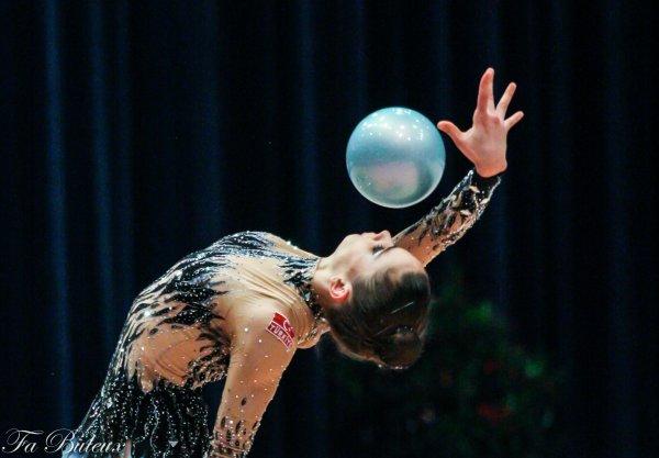 European Championships 2013 - CG Individual - Burcin Neziroglu (Turquie)