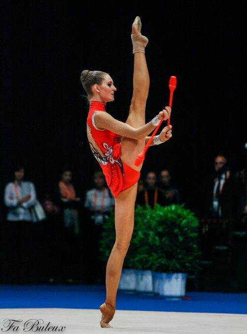 European Championships 2013 - CG Individual - Carmel Kallemaa (Estonie)
