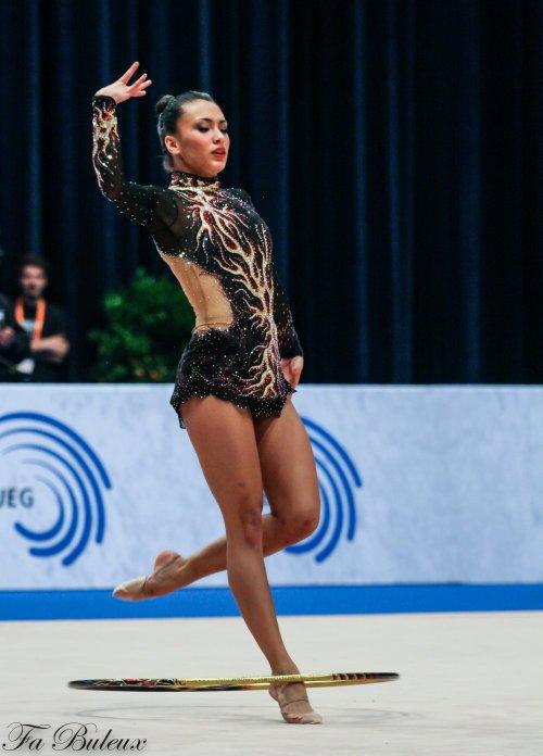 European Championships 2013 - CG Individual - Natalia Garcia (Espagne)