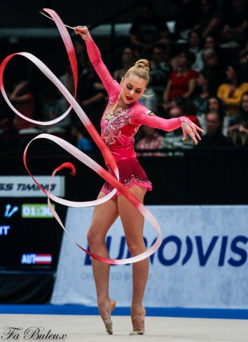 European Championships 2013 - CG Individual - Mariya Mateva (Bulgarie)