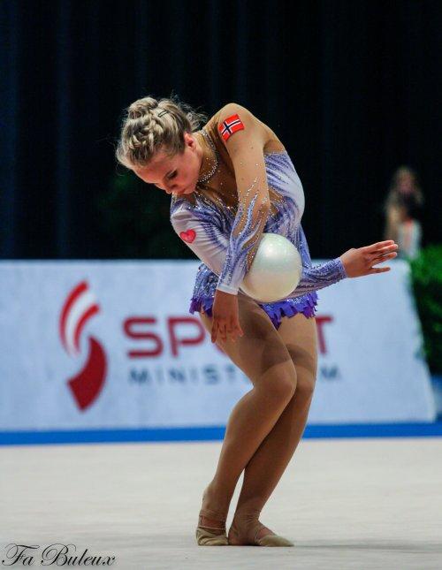 European Championships 2013 - CG Individual - Emilie Holte (Norvège)