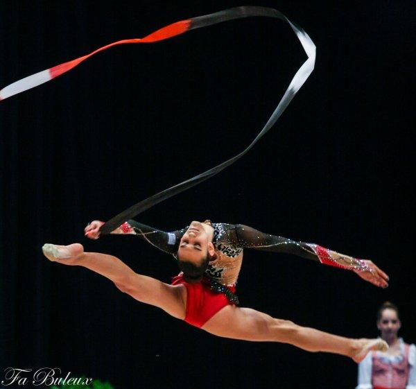 European Championships 2013 - CG Individual - Kyriaki Alevrogianni (Grèce)