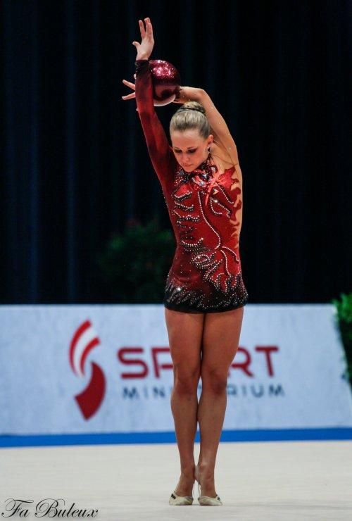 European Championships 2013 - CG Individual - Tijana Krsmanovic (Serbie)