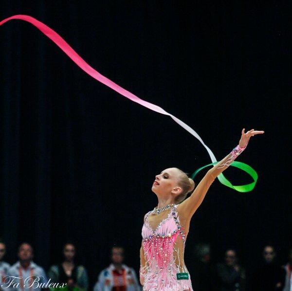 European Championships 2013 - CG Individual - Yana Kudryavtseva (Russie)