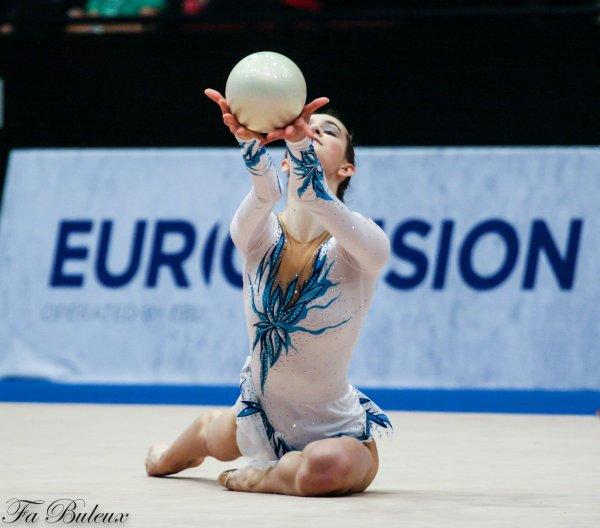 European Championships 2013 - CG Individual - Xenia Kilianova (Slovaquie)