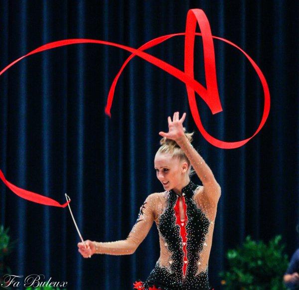 European Championships 2013 - CG Individual - Jennifer Pettersson (Suède)