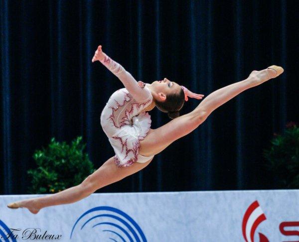 European Championships 2013 - CG Individual - Elena Milenkovic (Croatie)