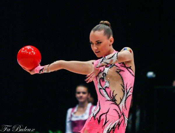 European Championships 2013 - CG Individual - Veronica Cumatrenco (Moldavie)