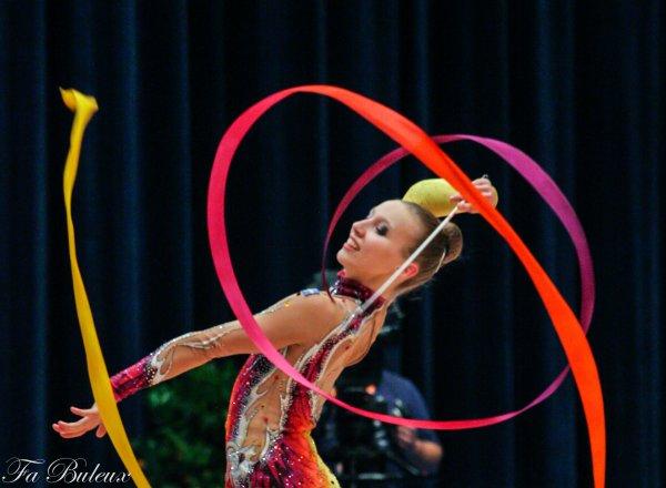 European Championships 2013 - CG Individual - Anastassia Johansson (Suède)