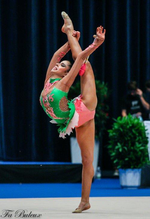 European Championships 2013 - CG Individual - Carolina Coelho (Portugal)