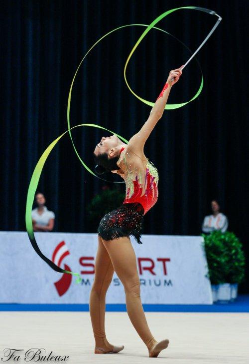 European Championships 2013 - CG Individual - Sara Kragulj (Slovénie)
