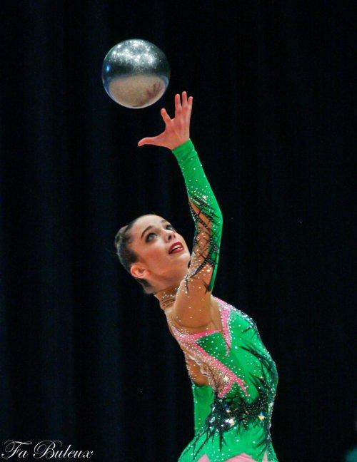 European Championships 2013 - CG Individual - Anna Czarniecka (Pologne)