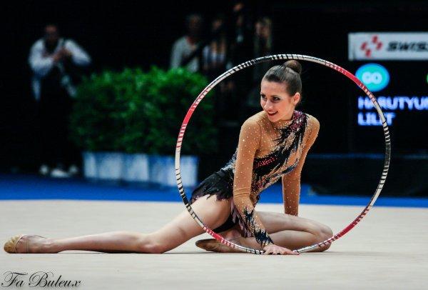 European Championships 2013 - CG Individual - Lilit Harutyunyan (Arménie)